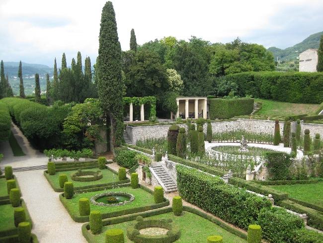 Ritornano le giornate nazionali dell associazione dimore storiche italiane cooperativa - I giardini di palazzo rucellai a firenze ...