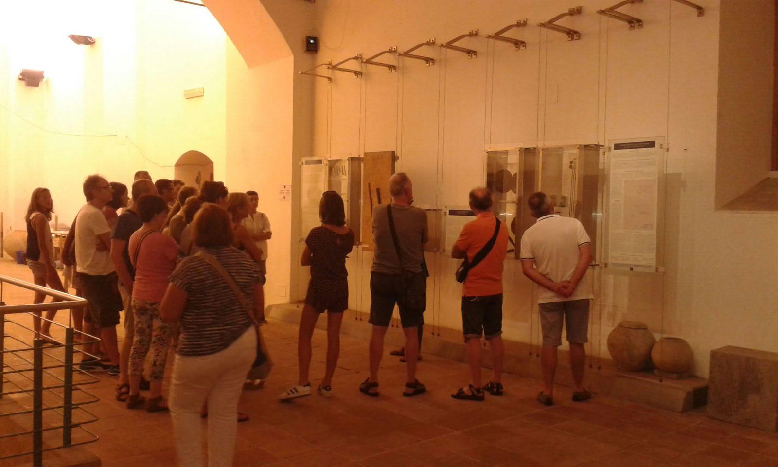 festa dei musei visitatori